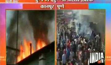 chemical factory slums gutted in kanpur pune -...