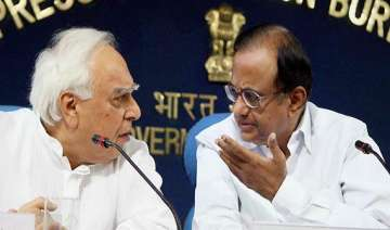 chidambaram had no role in 2g issue says sibal -...