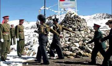 china wants freeze on constructions near line of...