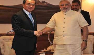 chinese foreign minister wang yi calls on...