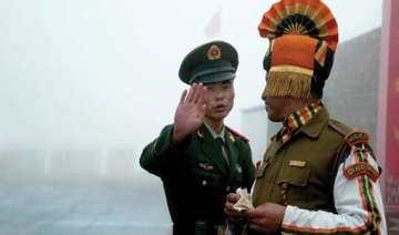 chinese troops prevent jawans from patrolling in...