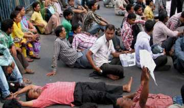 chit fund investors stage protest in odisha -...