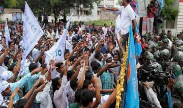 congress telangana leaders rule out compromise on...