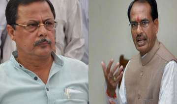 congress alleges poll code violation by bjp...