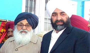 congress joins hands with badal s nephew in...