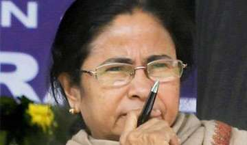 congress colluding with left says mamata - India...