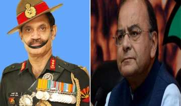 jaitley lt. gen. suhag s appointment as army...