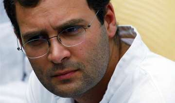 corruption one of the main problems rahul - India...