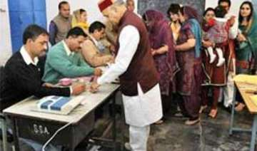 counting of votes begin in himachal - India TV