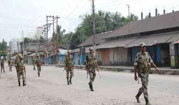 curfew relaxed for four hours in kokrajhar -...