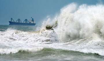cyclone phailin the strongest india has ever seen...