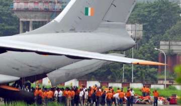 cyclone phailin army iaf navy alerted helicopters...