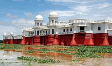 decaying neermahal palace in tripura to be...