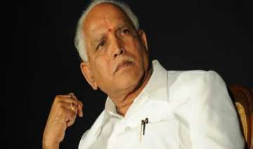 defiant yeddyurappa refuses to resign leaves for...