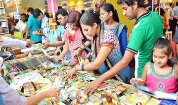delhi book fair to begin tomorrow - India TV