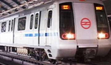 delhi metro records highest ridership of over 24l...