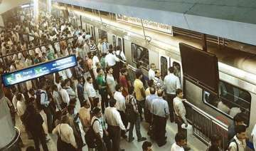 delhi metro ridership record 2.6 million on...