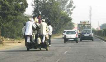 delhi up highway to be closed on monday - India TV