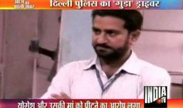 delhi dcp s driver accused of molestation - India...