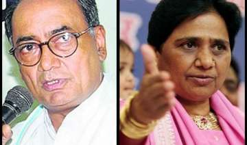 digvijay backs mayawati s demand for dalit in lok...