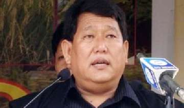 dorjee a grassroot activist who rose to become cm...