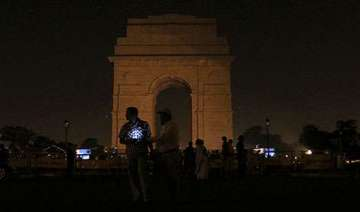 earth hour marked in delhi - India TV