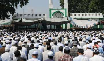 eid to be celebrated today in jk - India TV