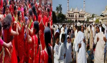 eid ul fitr teej celebrations in midst of...