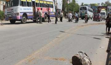 eight killed in rajasthan car bus collision -...