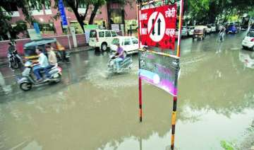 excess rainfall in 23 talukas of vidarbha - India...