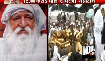 fight continues over baba jai gurudev s 12 000...