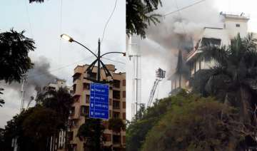 two dead 4 injured in 12 storeyed residential...