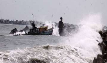 fishermen still stranded on trawler off paradip -...