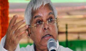 fodder scam lalu to begin his arguments from...