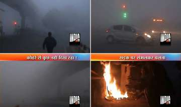 fog disrupts normal life mercury dips in national...