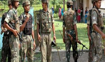 forces search for insurgents on indo myanmar...