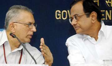 former home secy defends chidambaram - India TV