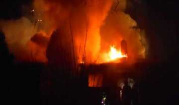 four children die in jharkhand fire - India TV