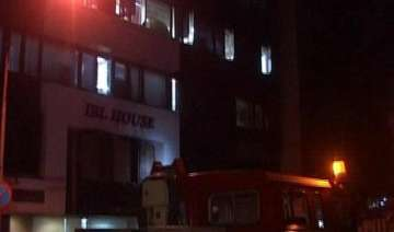 four die of suffocation in andheri midc fire in...