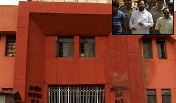 four tihar jail officials suspended for bending...
