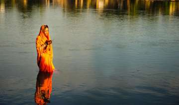 four day chhath festival begins - India TV