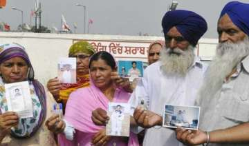 free phone calls for families of punjabis...