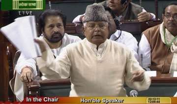 fresh controversy over lokpal bill before...