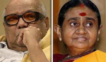 2g scam dmk chief s wife dayalu ammal deposes at...