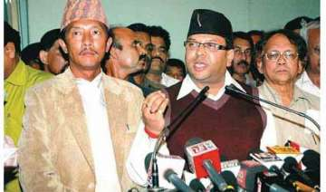 gjm supports trinamool congress in bengal - India...