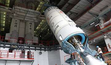 gslv d5 to be launched on monday afternoon -...
