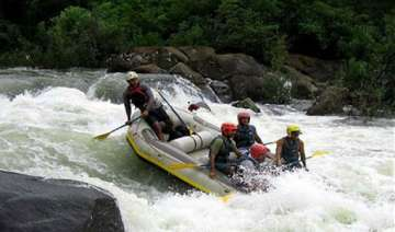 gtdc introduces river rafting in goa - India TV