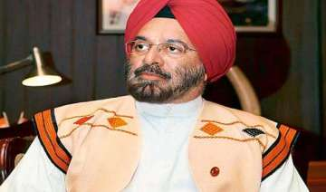 gen jj singh s son ist sikh to be municipal...