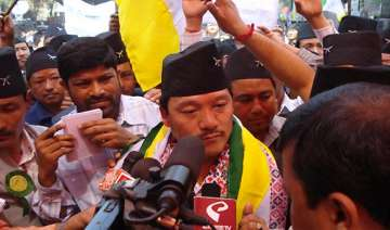 gorkhaland bengal govt will be responsible for...