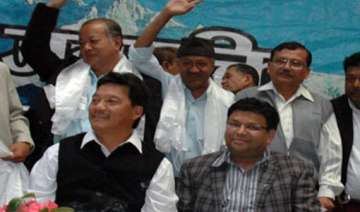 gorkhaland people will gear up if telangana state...